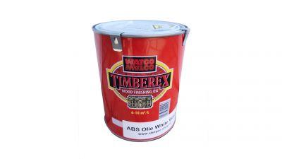 Olie ABS White wash 1 liter