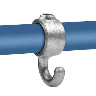 J80G25 Kapstokhaak 33,7 mm