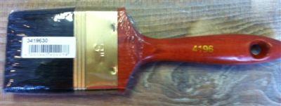 Steigerhout kwast 3 inch