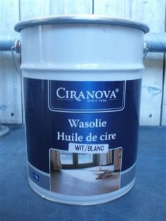 whitewash olie