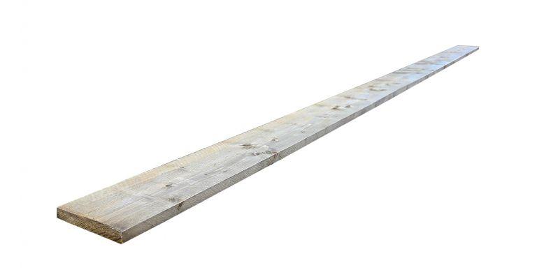 Steigerplank 4,0 m nieuw VINTAGE LOOK