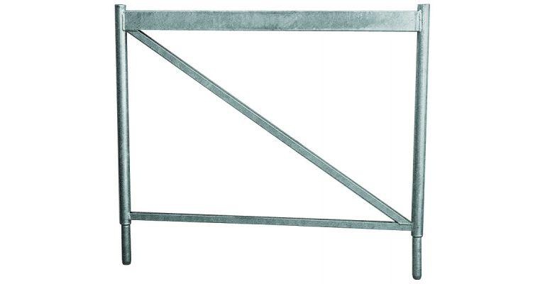 Opzetstuk 1 m tbv zwengelschraag [breedte 1,2 meter] 19551