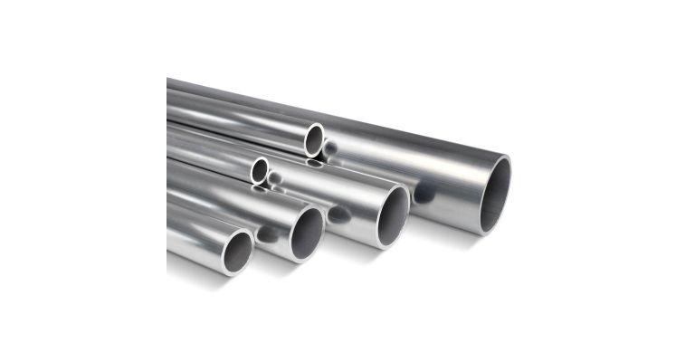 Steigerbuis 6,00m aluminium 48,3mm nieuw
