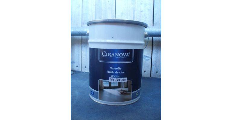 Greywash olie 5 liter CIRANOVA