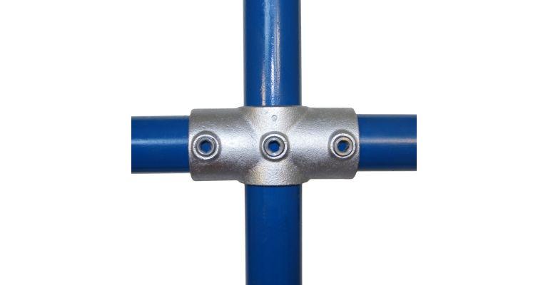 2-weg 90 graden koppelstuk 26.9 mm