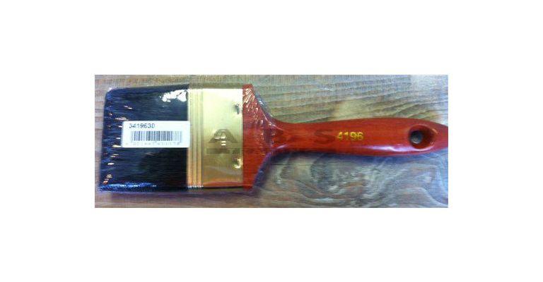 Steigerhout kwast 1,5 inch