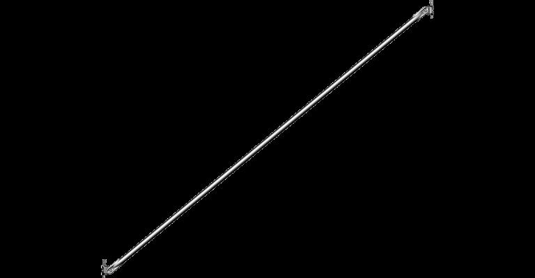 Layher Allround LW diagonaal 3,07 x2,00 m. nieuw