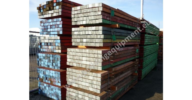 Bricklayer profiles, only full truck loads!