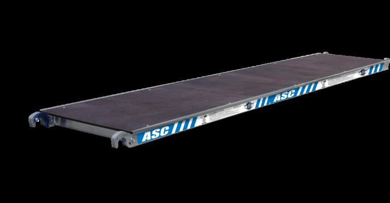 Platform zonder luik  tbv kamersteiger