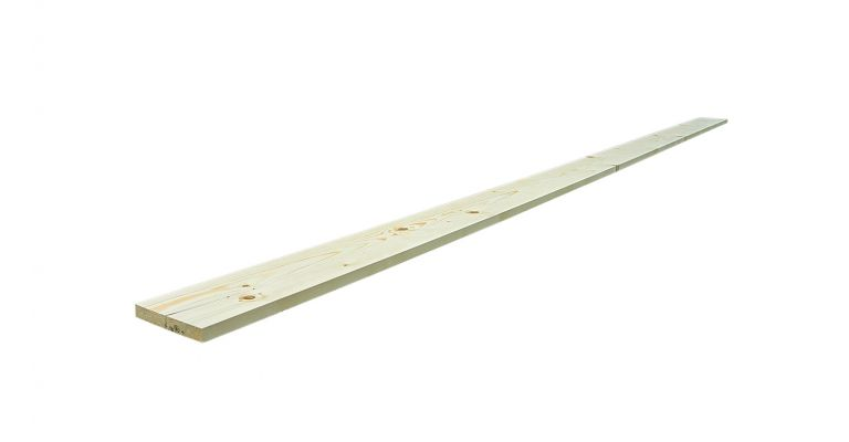 Steigerplanken 5,0 m nieuw ongeband