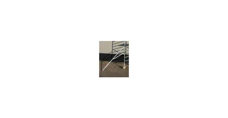 Stabilisator 150 cm tbv kamersteiger