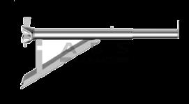 Layher AR Console buisoplegging 0,40/0,60 meter nieuw