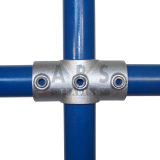 J22G15 2-weg 90 graden koppelstuk 21.3 mm