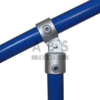J45G40 2-poot schoorklem 48.3 mm