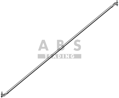 Layher AR diagonaal 0,73x2,00 m. nieuw