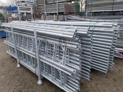 Steigerladder staal 3,0 meter [nieuw]