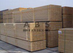 Steigerplanken geschaafd 4,50m nieuw 19,5 x 2,7 cm