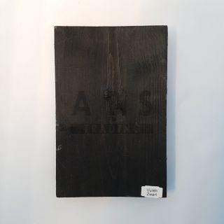 Steigerhouten plank 5 meter Zwart (102 st.)