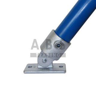 J46G20 wandschoorklem 26.9 mm