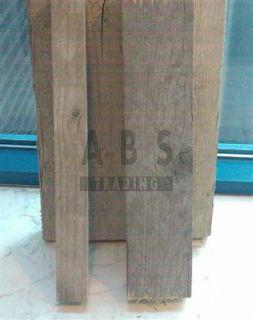 Steigerhouten lat 2,0 m nieuw/gebruikt 62 mm
