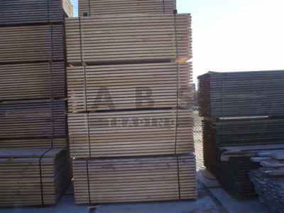 Steigerplanken 2,0 m nieuw ongeband