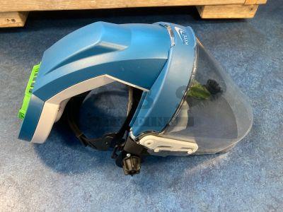 Volgelaatsmasker nieuw met luchttoevoer