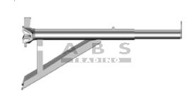Layher AR O- Console 0,40/0,60m. nieuw