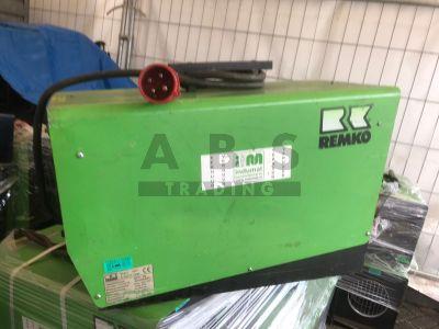 Elektra heater  REMCO18KW elt gebruikt INDU