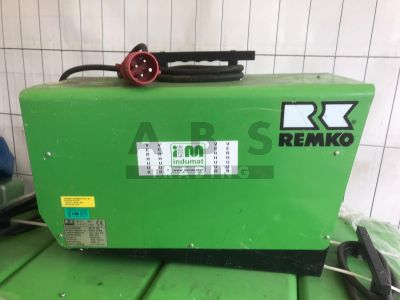 Elektra heater REMCO10KW elt gebruikt INDU