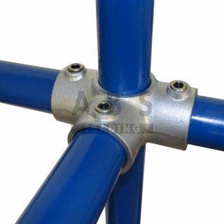 J23G20 3-weg 90 graden koppelstuk 26.9 mm