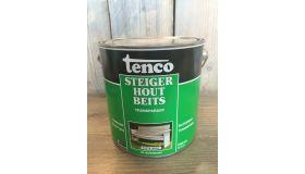 Steigerhout Whitewash beits 2,5 liter
