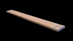 Steigerplanken 5,0 m nieuw met kram