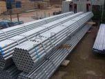Steigerbuis 4,00m staal 48,3mm nieuw
