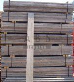 Steigerplanken  2,5 m gebruikt